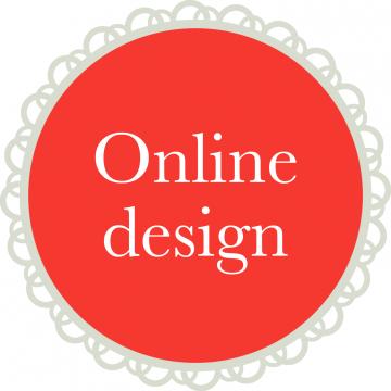 Online Design Web Design Vormgeving