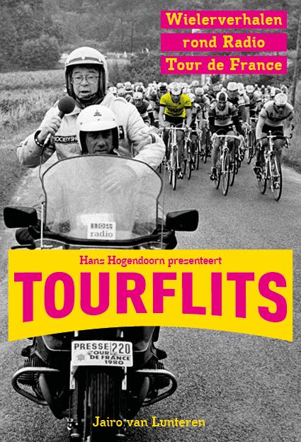 vormgeving boekomslag Tourflits 2017